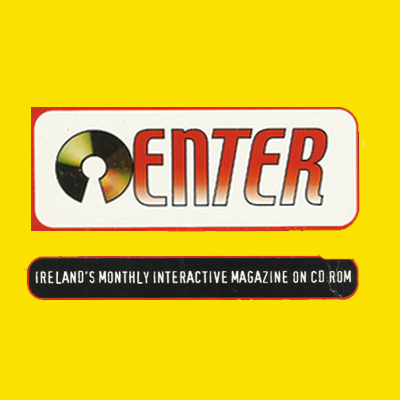 Enter – Ireland's Monthly Interactive Magazine on CD Rom –  Jan 2000
