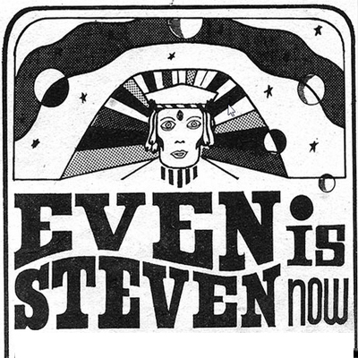 Old Adverts #68 –   Even Steven,  Capel St, Dublin 1, 1968