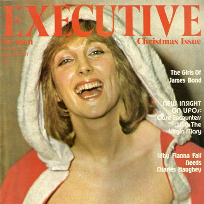Executive Magazine Christmas Issue 1979