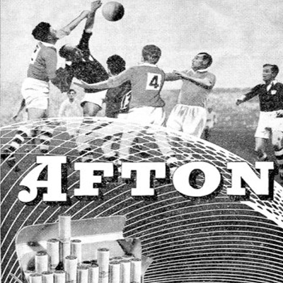 Old Adverts #82 - Sweet Afton Cigarettes, 1956-64