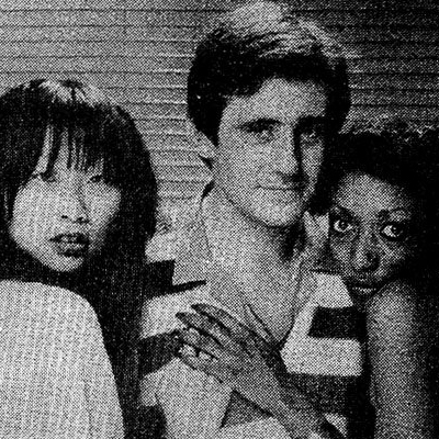 Menage a Trois – 1980 – Gabriel Byrne, May Pang, Pandora Moore & Twink
