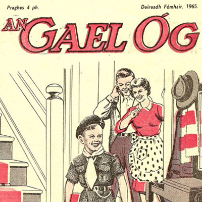An Gael Og – October, 1965