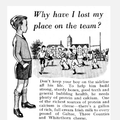 Old Adverts #45  – Various Cork Ads, 1950
