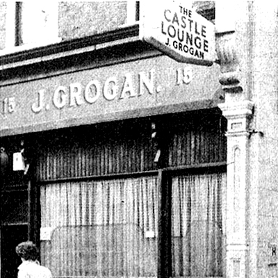 Grogans, Dublin 2 - Pub Spy, Sunday World, 1978 & Pub Guide 1976