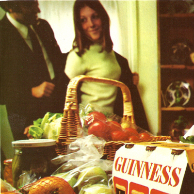 Old Advert – Guinness – Homeliness 1971