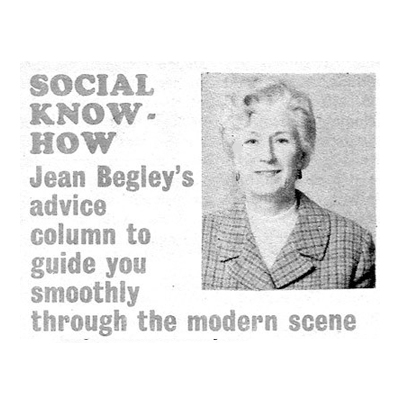 Social Know How – Jan 1969