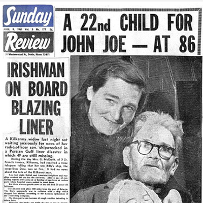 Sunday Review – Irish Sunday Weekly – April 1961