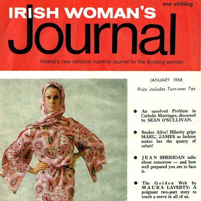 Irish Woman's Journal – January 1966