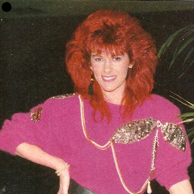 Linda Martin - In My Fashion -RTE Guide 1986