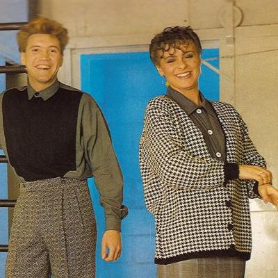 80s Star Style #1 - Lisa Stansfield, Nov,1983.