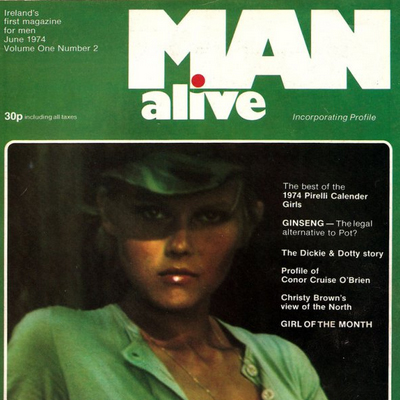 Man Alive – Issue 2 – June 1974 – Men's Fashion