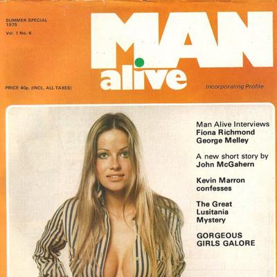 Man Alive issue 6, Summer 1975 – Eamonn Coghlan