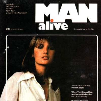 Man Alive, Issue 1 - April 1974