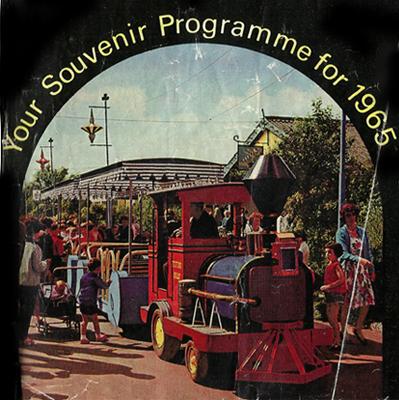 Butlin's Mosney Souvenir Programme 1965
