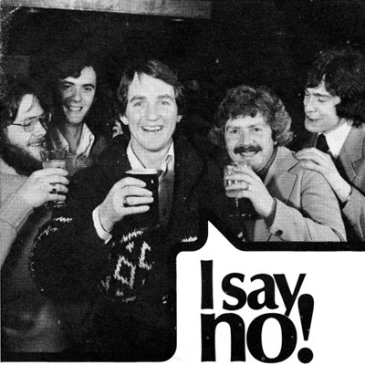 Old Adverts #99 - I Say NO!