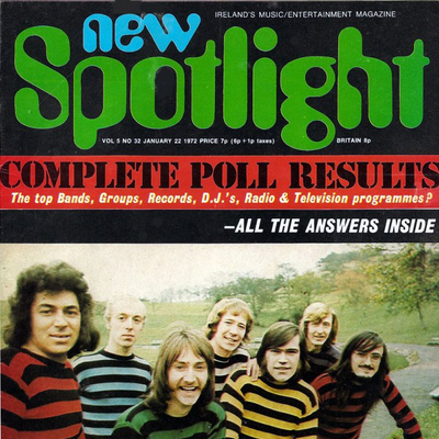 New Spotlight Magazine – Jan, 1972