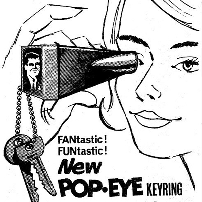 Old Adverts #44 - Pop Eye 1967