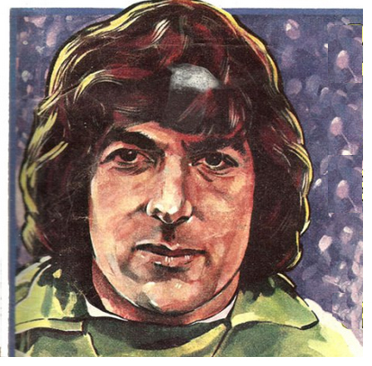 Scoop Comic – 1979 with Pat Jennings & Tony Ward