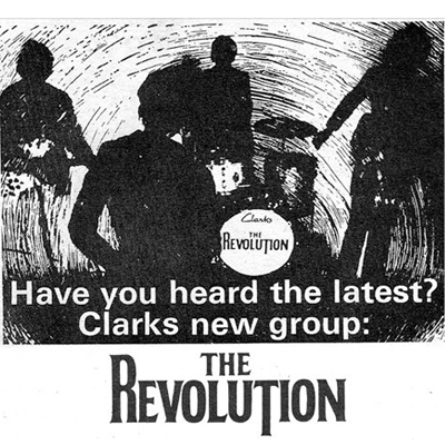 Old Adverts #87 - Clarks Shoes 1968/69