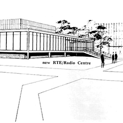 Artist's Impressions - 6 New Buildings 1967-69