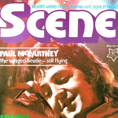 Scene - 1976 - Irish Weekly Music Magazine