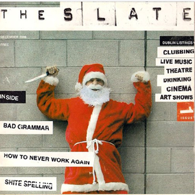 The Slate – Issue 1 – Dublin, December 2000