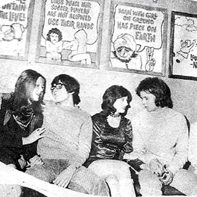 Sloopy's Night Club - Fleet St, Dublin,1970s