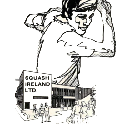 Old Adverts #6 – Squash Ireland – 1974