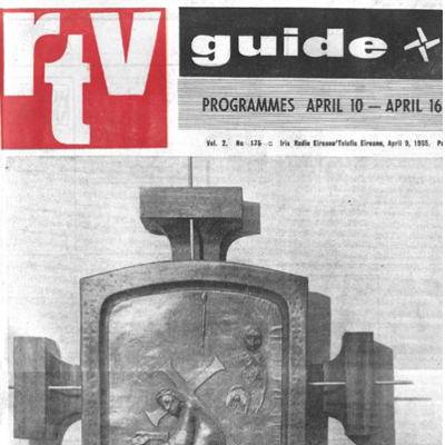 RTE Good Friday Schedule – 1962 &1965
