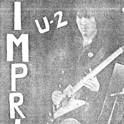 Imprint issue 6 – Dublin Fanzine, October 1979
