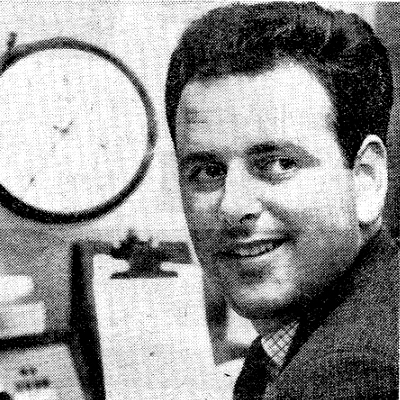 Wogan and Gogan- 1960's DJs