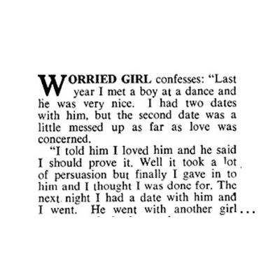 Prove Her Love – 1966