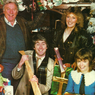 RTE Guide Christmas 1983