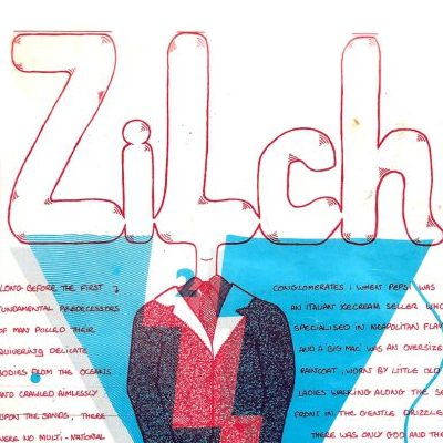 Zilch - Dublin Comic - March 1980