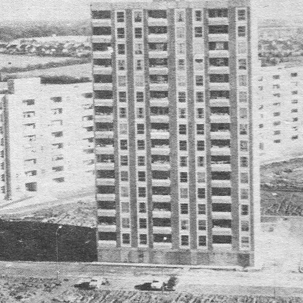 Ireland's First New Town – Life in the Ballymun Housing Scheme – 1968