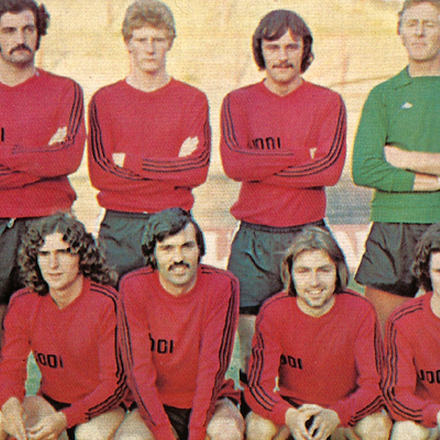 5 League of Ireland Winners – Shoot Magazine 70s & 80s
