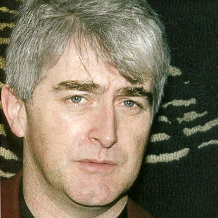Dermot Morgan – In Dublin 1993 with Damian Corless + Gig Memories by Jake Walsh