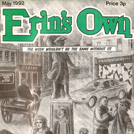 Erin's Own - From Yellow Press issue 2, 1992