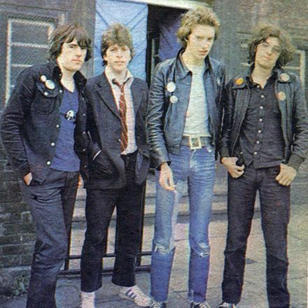 Stiff Little Fingers – Gay Byrne Column, Sunday World, 1978
