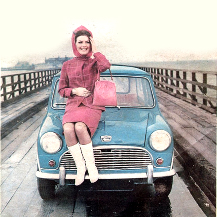 Gladys Waller, Miss Ireland 1965.