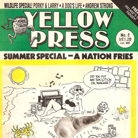 Yellow Press - Summer Special 1992