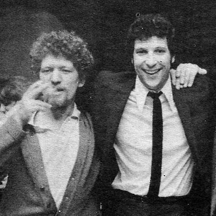 Tom Jones & The Dubliners at the TV Club, Dublin 1967