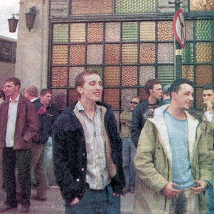 Early House Pubs, Dublin 2003 – The Slate #25