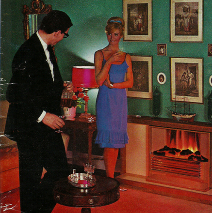 Sunhouse Electric Heaters – Adverts & Features 1966/67