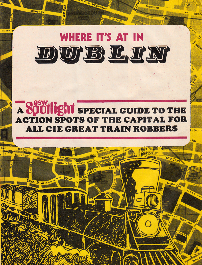 New Spotlight where its at in Dublin 1972