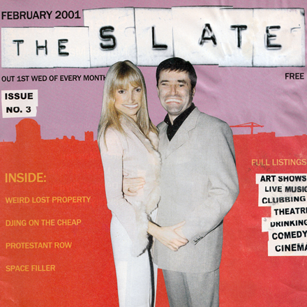 The Slate #3 - Valentine Special - Feb 2001