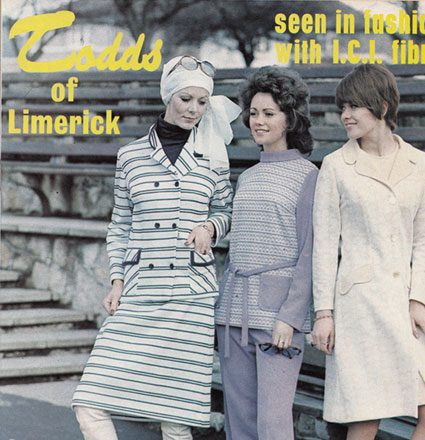 Todds of Limerick – Trends for the Seventies – 1971