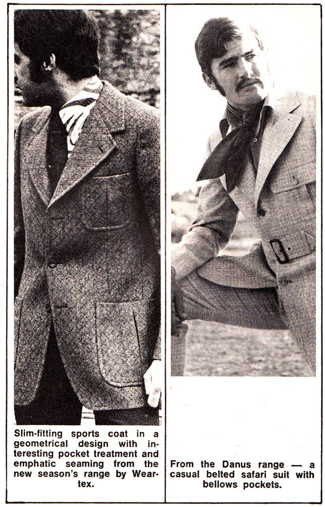 danus mens fashion 1971