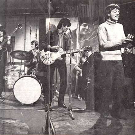 Interview with the Rolling Stones on tour in Dublin 1965 from Yes magazine