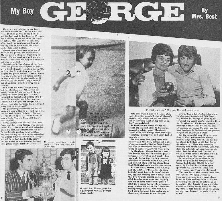 George-Best donal-corvin-1970